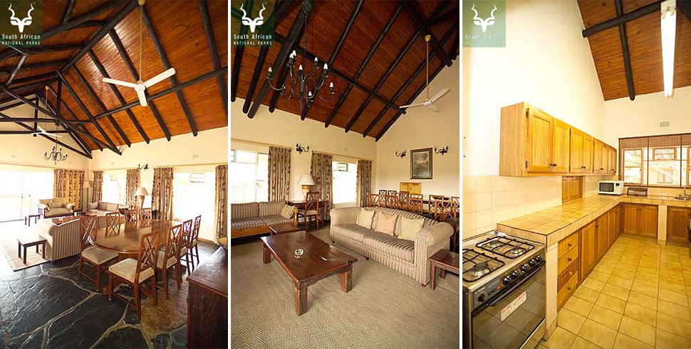 Moni House in Kruger Park